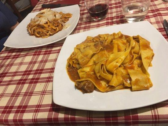 San Donnino, Ιταλία: Che prelibatezza e che porzioni!!!