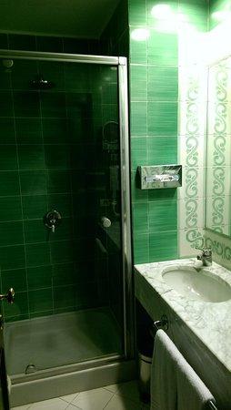 Hotel Royal Positano : Ванная комната