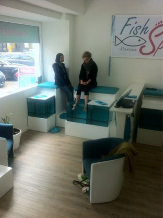 Marina Fish Spa & Waxing