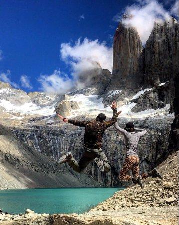 Las Torres Patagonia : Torres Del Paine!