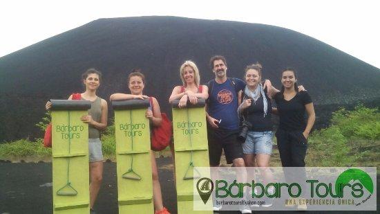 Leon Department, Nicaragua: A las faldas del Volcán Cerro Negro una experiencia única