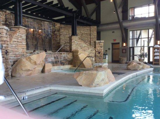 Woodloch Pines Resort: Spa pool