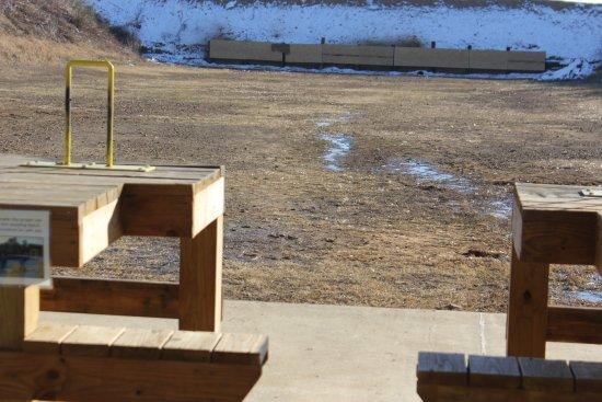 Van Buren, AR: Rifle Bay 1