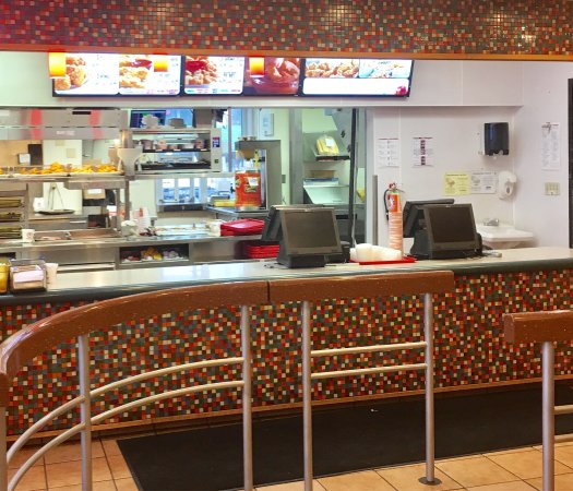 Forrest City, AR: Popeyes Louisiana Kitchen