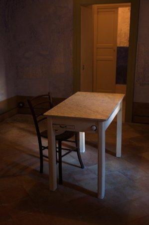 tavolo con sedia - Foto di Casa Noha, Matera - TripAdvisor