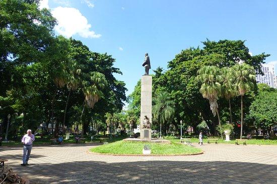XV de Novembro Square : Praça XV de Novembro - Ribeirão Preto, SP