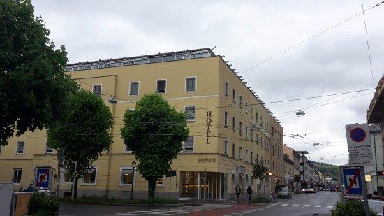 Hotel Hofwirt Salzburg: Hotel dall'esterno