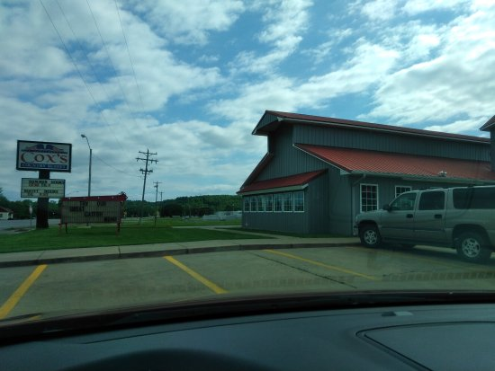 Eufaula, OK: Cox Country Buffet