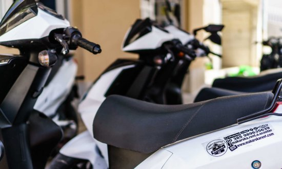 Rent a Scooter Makarska