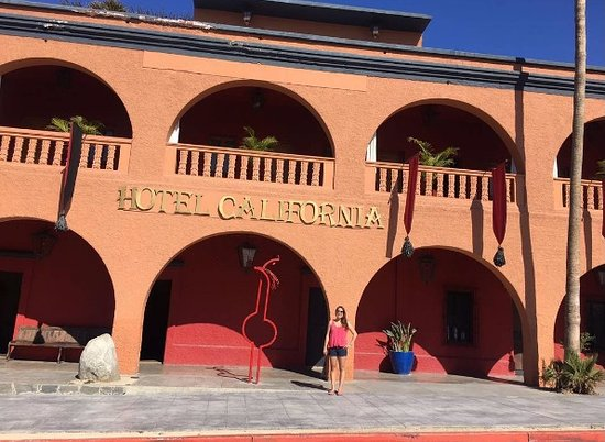 Hotel California Photo