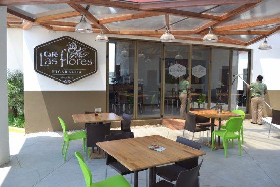Cafe Las Flores Managua Km 6 5 Carretera A Masaya Restaurant