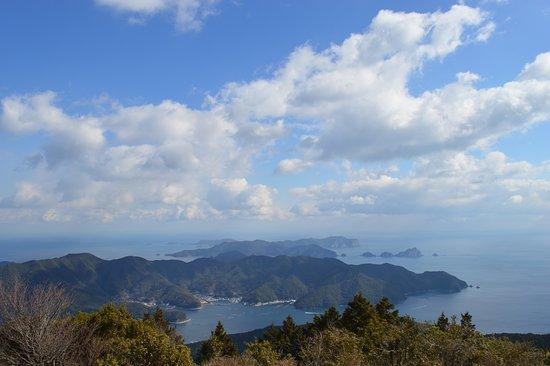 Saiki, Japan: 鶴見半島