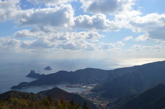 Saiki, Japan: 米水津方面