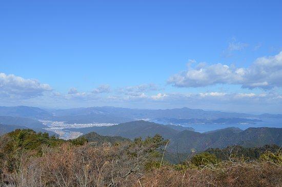 Saiki, Japan: 上浦方面