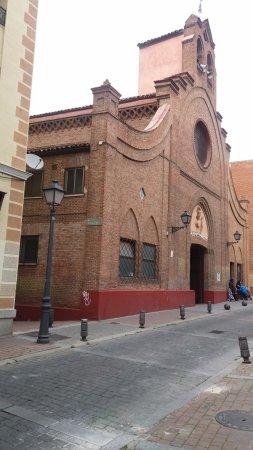 Parroquia San Ramón Nonato.