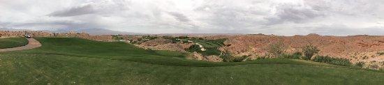 Wolf Creek Golf Club : Incredible golf course !