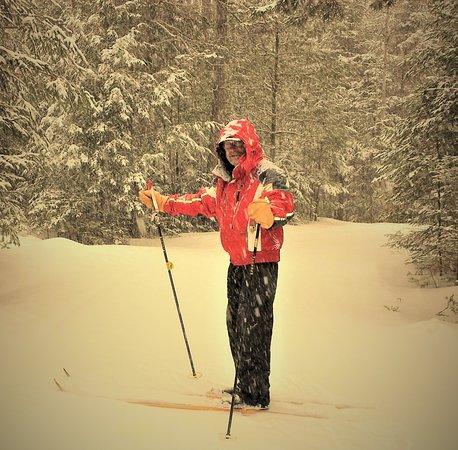 Londonderry, Vermont: Winter X-C 