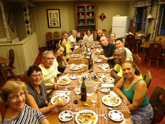Londonderry, Vermont: Group Dining