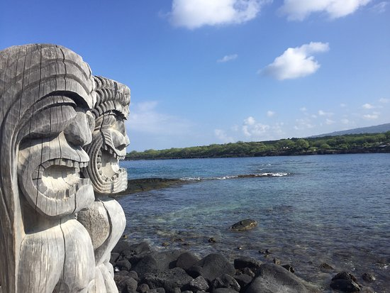 Honaunau, HI: Awesome views and interesting history!