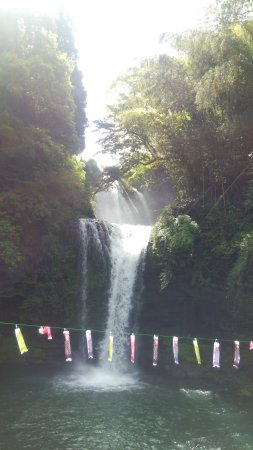 Jionnotaki Falls