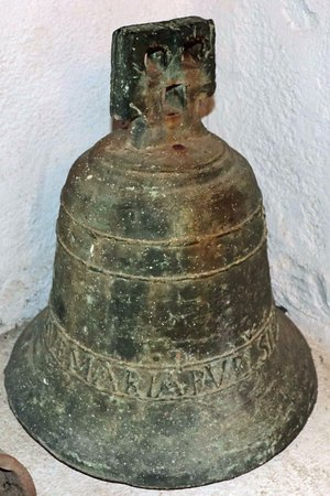 Soledad, CA: Original bell cast in 1799