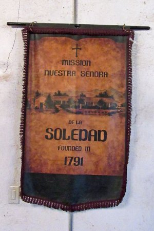 Soledad, CA: Small but interesting museum