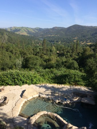 Bella Vista Bed & Breakfast Inc.: View of American River canyon