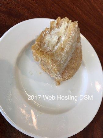Johnston, IA: Fried Dessert