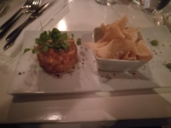 Maestro S.V.P. : Salmon tartare