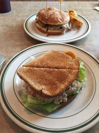 Shelby, Karolina Północna: lunch