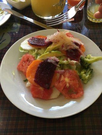 Huasai Restaurant: Salad Starter