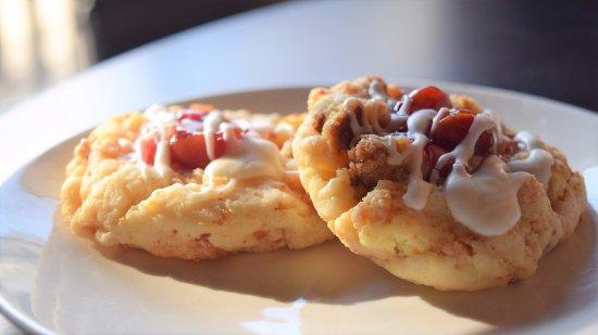 Ligonier, PA: Cherry Cheesecake Cookies