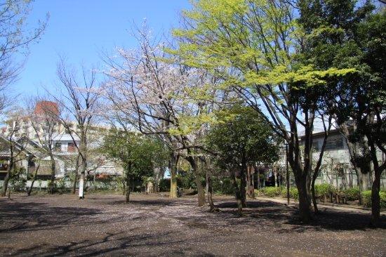 目黒区, 東京都, 中央緑地公園