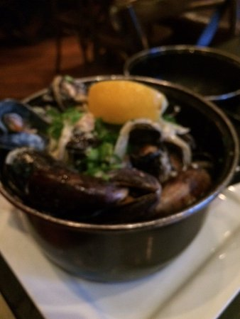 The Quay Street Kitchen: Mussels