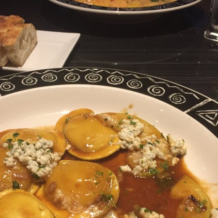 What If of Hershey: Butternut squash ravioli