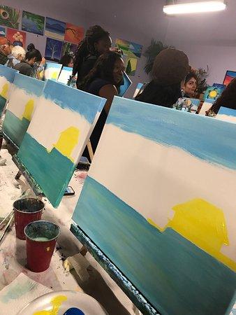 PaintNVineyard