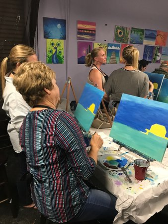 paintnvineyard san diego kalifornien omd men