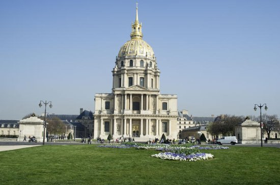 Skip the Line: Paris Army Museum and...