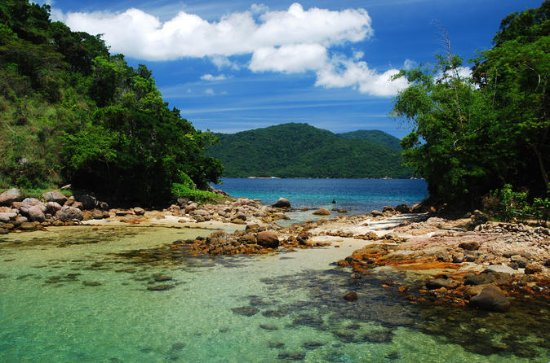 Full-Day Ilha Grande Northern Coast ...