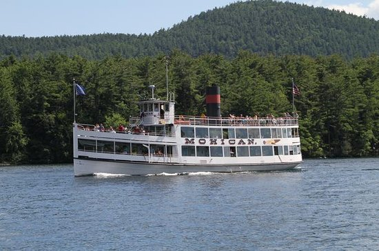 Lake George Steamboat Cruise: Islands...