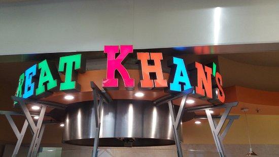 Downey, CA: Great Khan' s