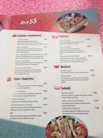 Jeffersonville, Indiana: Highway 55 Burgers Shakes & Fries