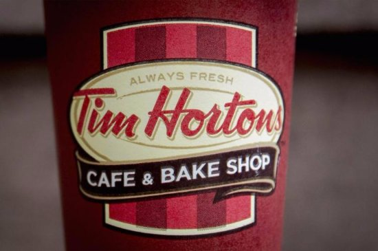 Harper Woods, Μίσιγκαν: Tim Horton's definitely has some of the best coffee and cappucinos