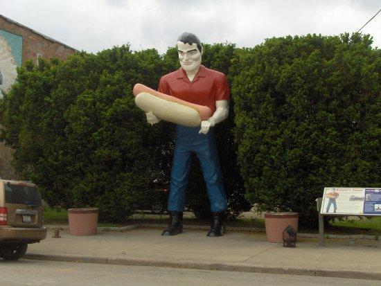 Atlanta, Илинойс: The Paul