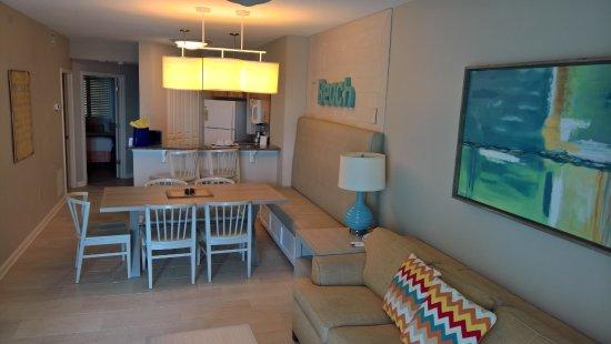Wyndham Ocean Boulevard 110 1 1 9 Updated 2018 Prices Resort Reviews North Myrtle