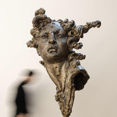 Evoke Contemporary: Javier Marín monument in bronze.