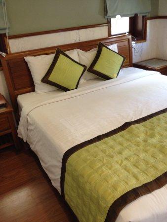 ホイアンの観光には、最適のホテルです。