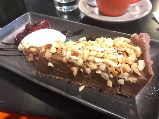 Burnie, Australia: Nutella Cheesecake
