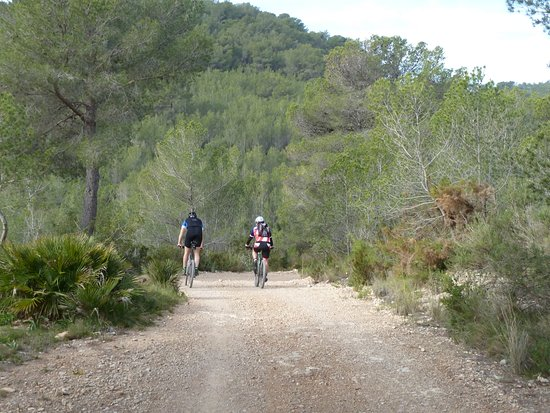 The Bike Inn Spain: mountain bike routes