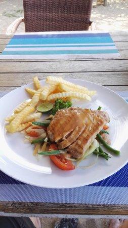 Sand Beach Club & Restaurant: IMG_20170513_132606_large.jpg